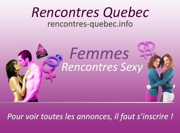 Québec - Rencontre gratuite gay